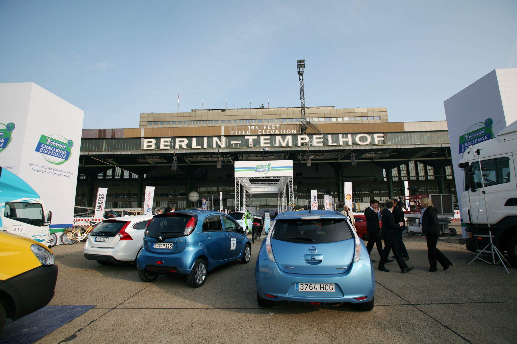 チャレンジ・ビバンダム 旧テンペルホーフ空港