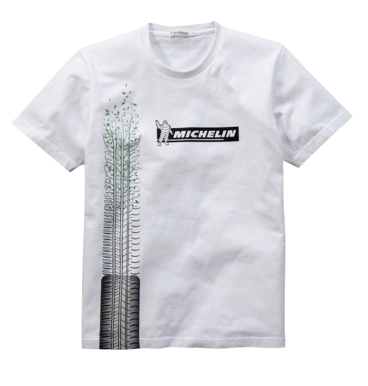 ユニクロコラボTシャツ-メンズ白