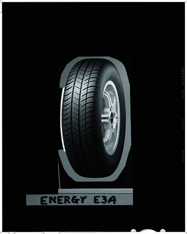 MICHELIN ENERGY 3Tレンジ(E3A)