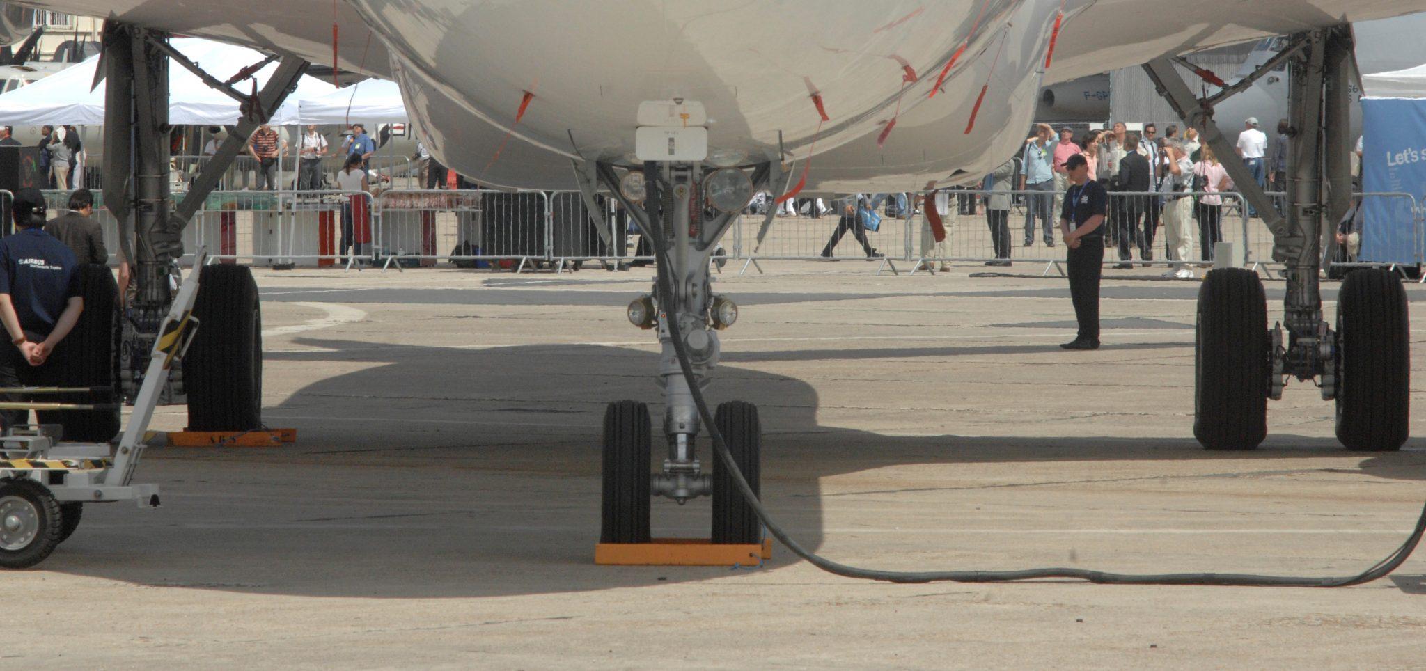航空機用タイヤAIR Xその1
