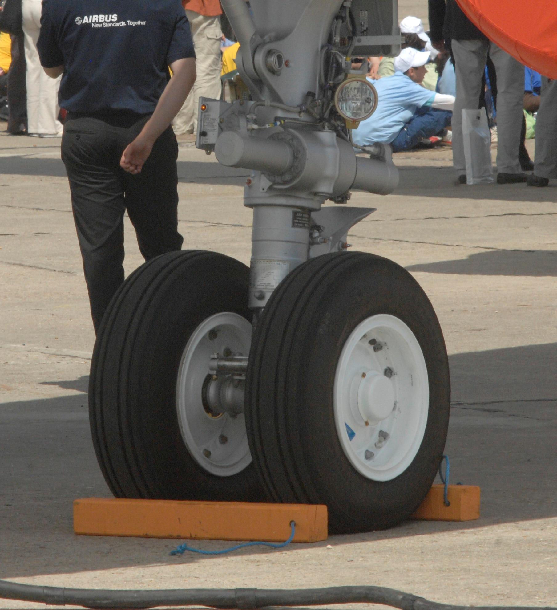 航空機用タイヤAIR Xその2
