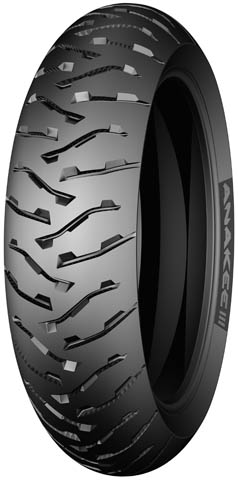 MICHELIN ANAKEE III リアパターン