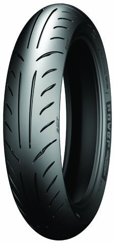 MICHELIN POWER PURE SC RADIAL フロントパターン