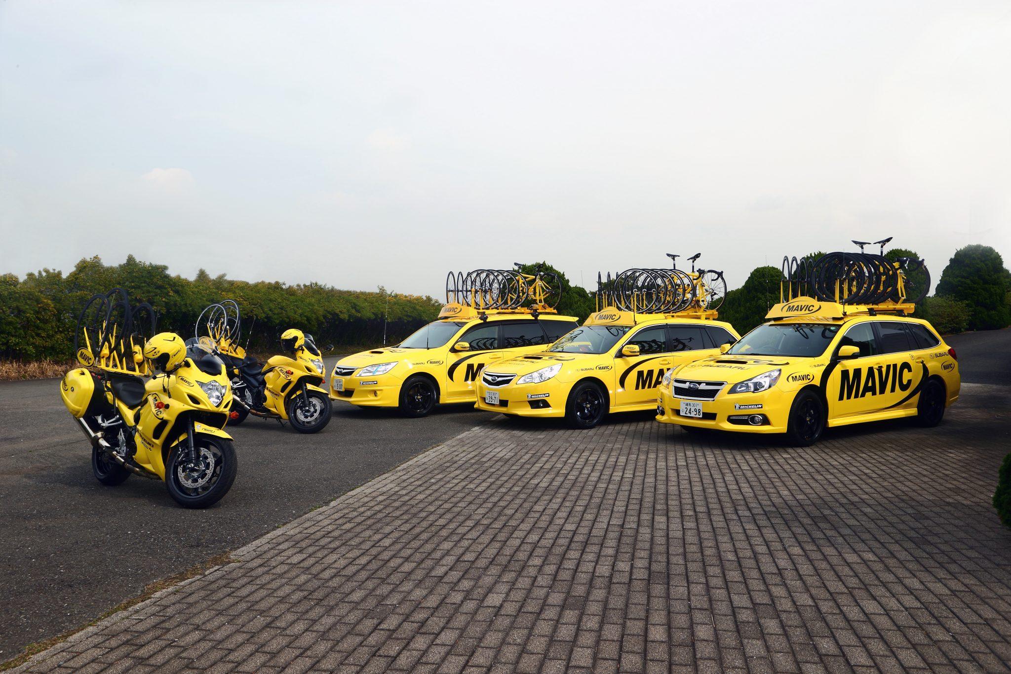 MOTO MAVIC CARS