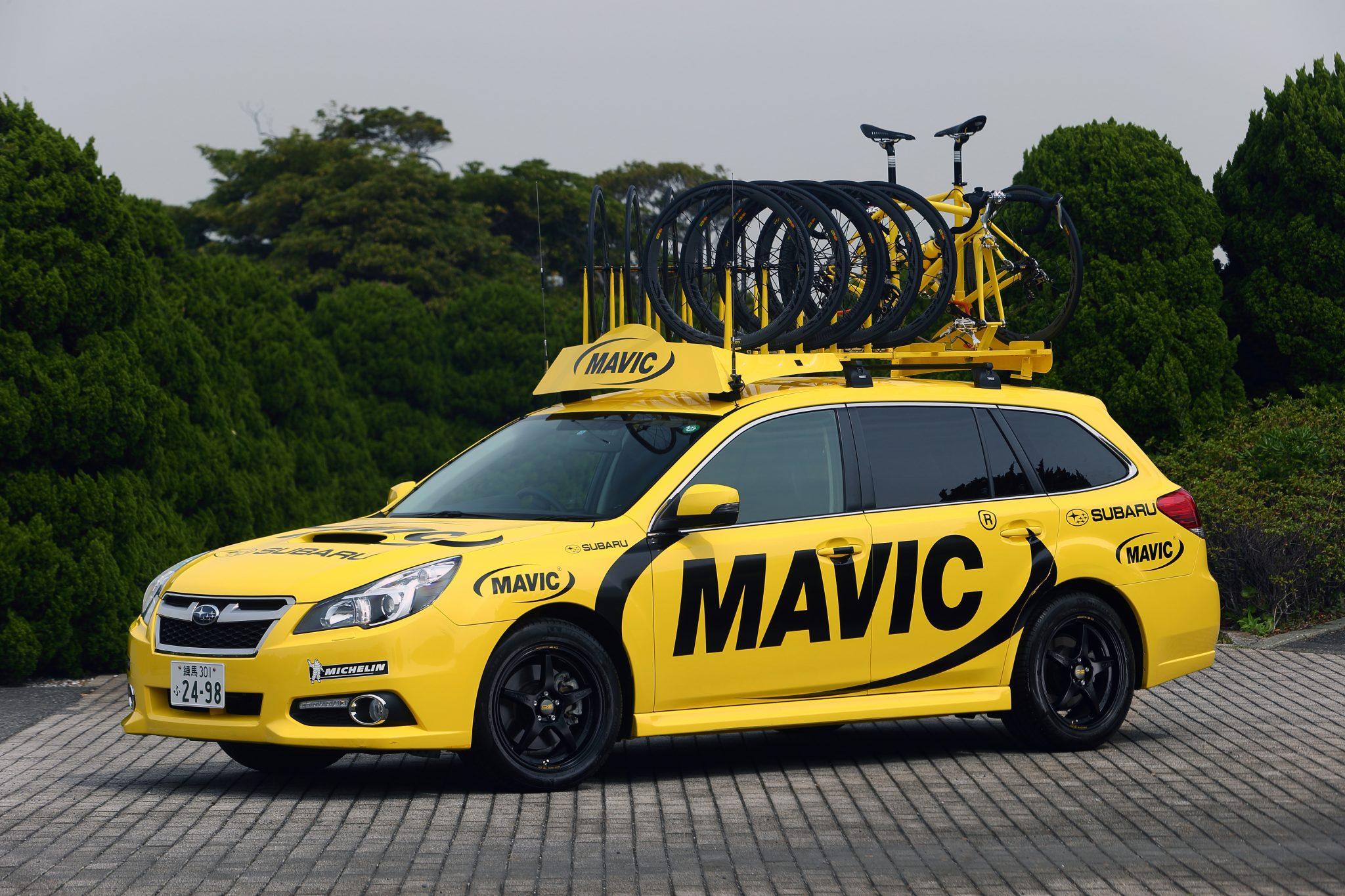 MAVIC CAR