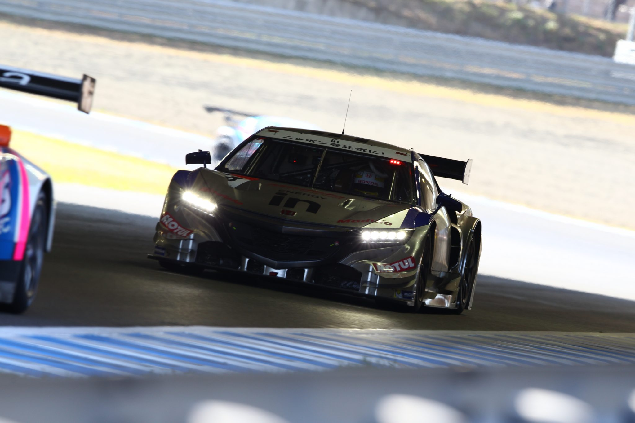 2014 Super GT Rd8_#18 ウィダーモデューロ NSX CONCEPT GT (1)