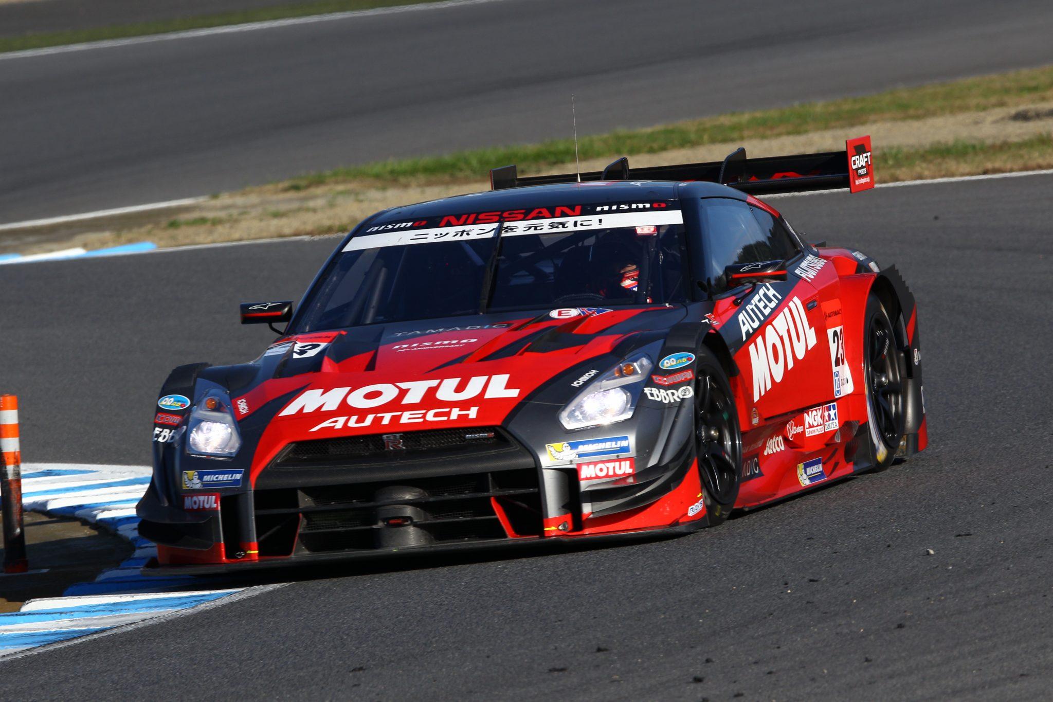 2014 Super GT Rd8_#23 MOTUL AUTECH GTR (3)