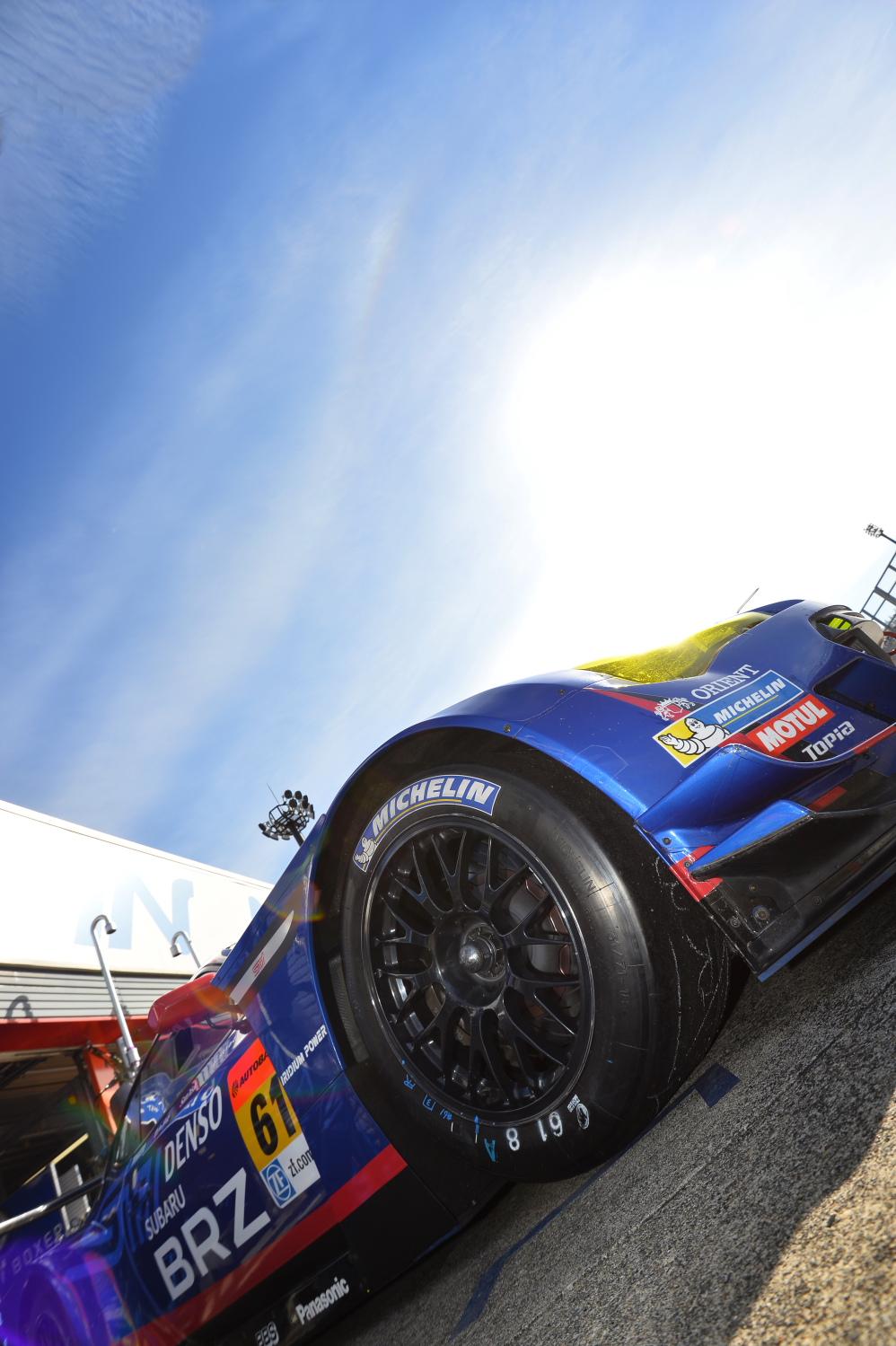 2014 Super GT Rd8_#61 SUBARU BRZ  (3)