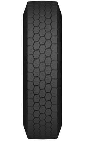 XZN+ MIX ENERGY Tire 正面