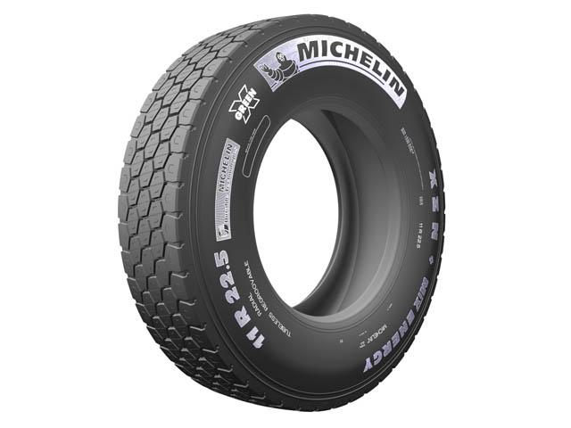 XZN+ MIX ENERGY Tire サイド
