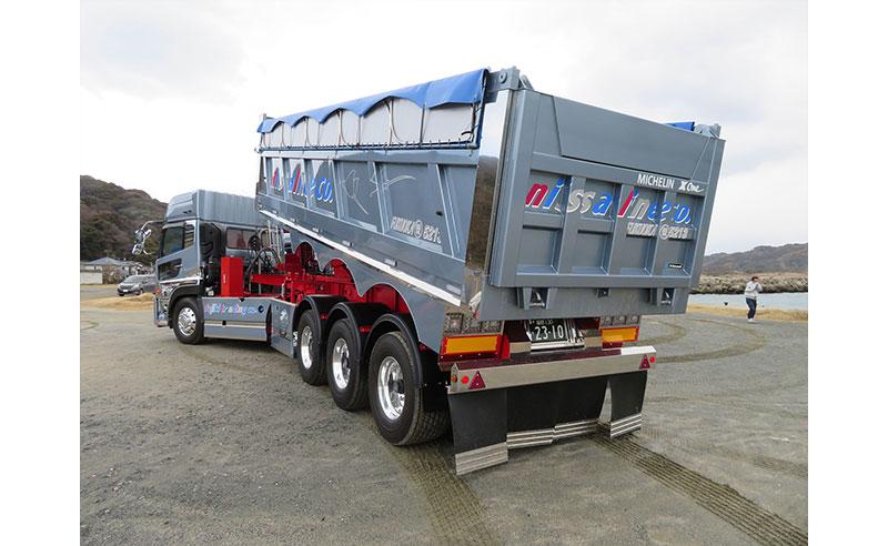 nissa line truck 2