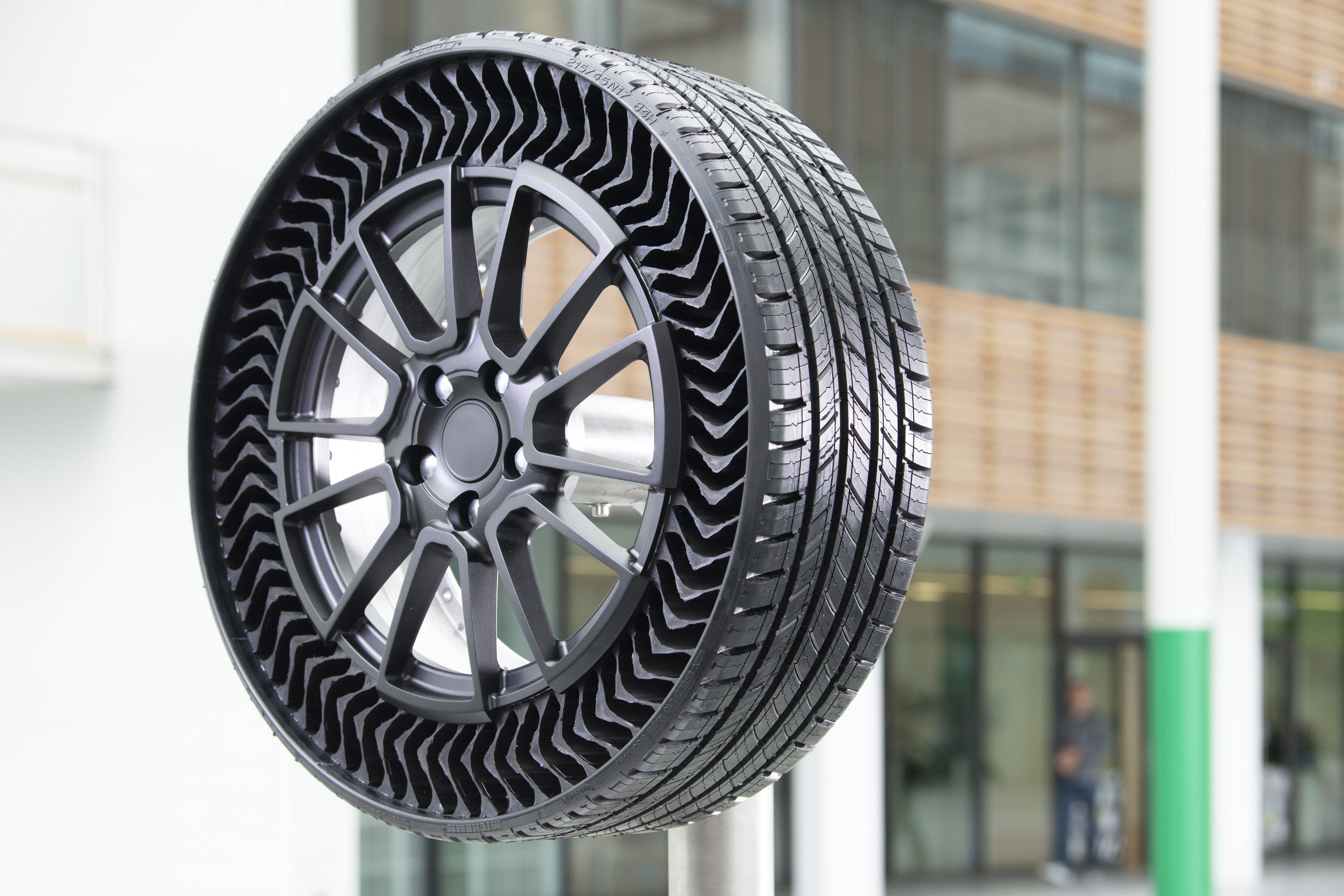 MICHELIN UPTIS PROTOTYPE