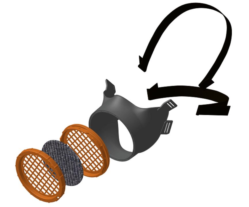 ミシュラン マスク生産 再利用可能マスク