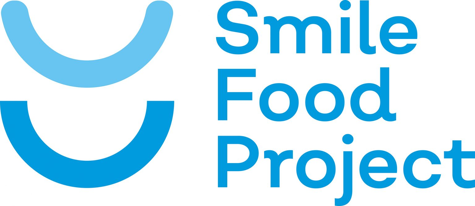 「スマイルフードプロジェクトロゴ」