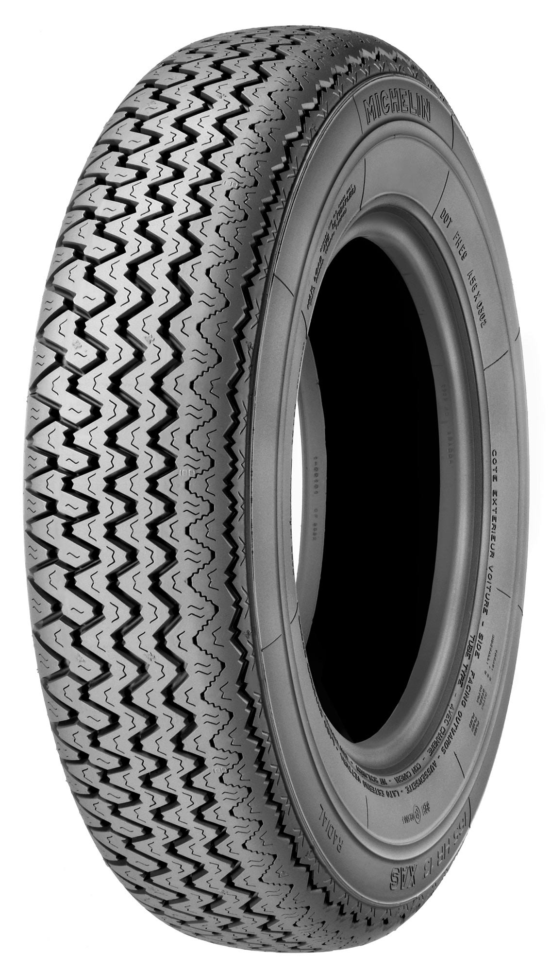 MICHELIN XAS FF 145HR13 TL 74H