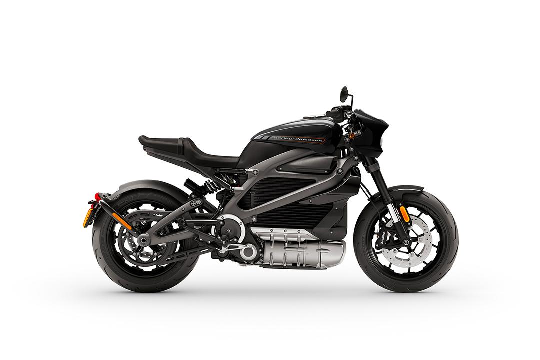ハーレーダビッドソン初の電動スポーツバイク「LiveWire®(ライブワイヤー)」