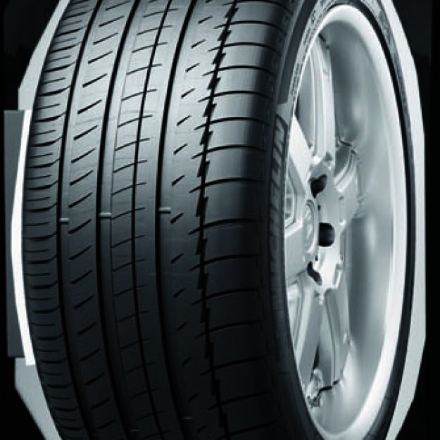 MICHELIN LATITUDE Sport6リブパターン