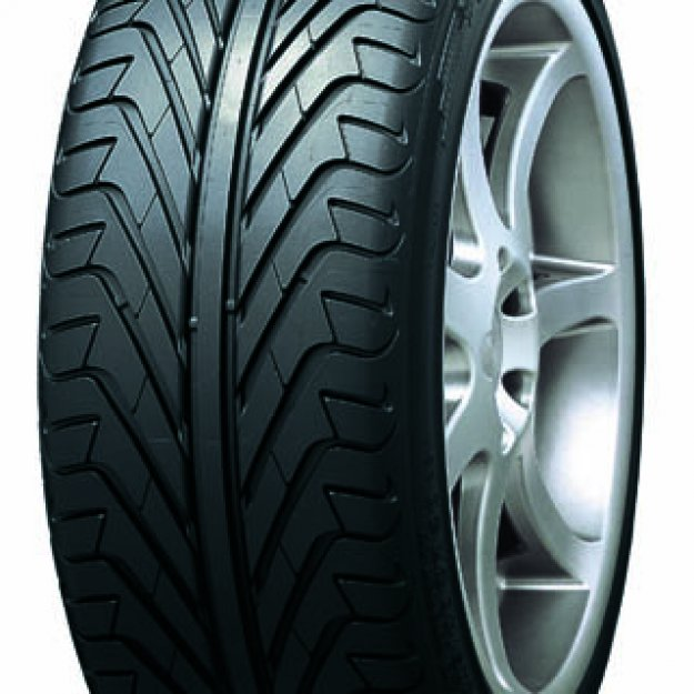 MICHELIN Pilot SPORT V Shape Pattern
