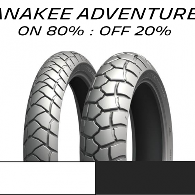 MICHELIN ANAKEE ADVENTURE