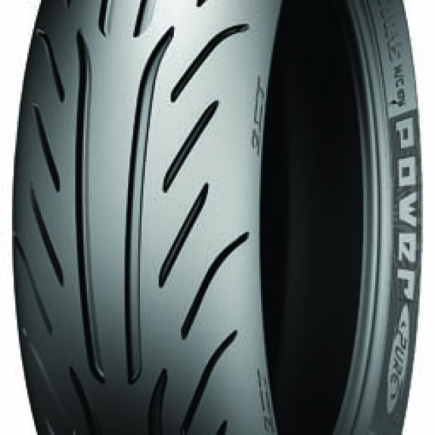 MICHELIN POWER PURE SC RADIAL リアパターン