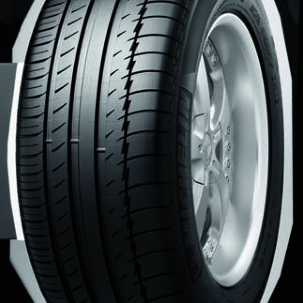MICHELIN LATITUDE Sport5リブパターン